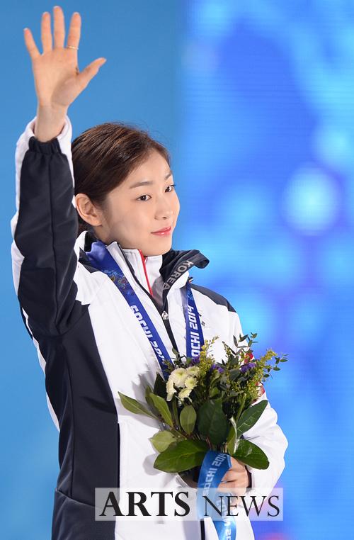 김연아 올포디움 달성, 여자 피겨 역사상 100년 만에 최초