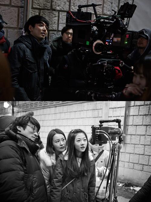 정경호-정유미-김새론 주연 '맨홀', 촬영 완료…개봉은?