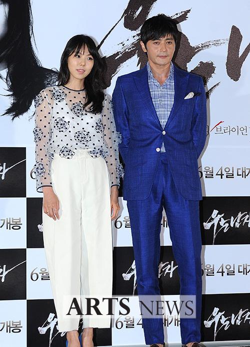 [아츠포토] 김민희-장동건, 잘 어울리죠?