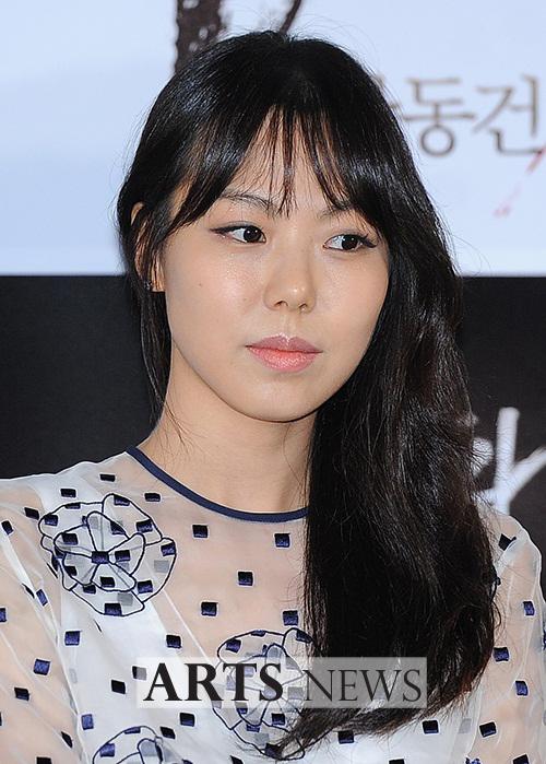 [아츠포토] 김민희, 도도한 눈빛 발산